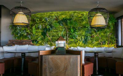 La vegetación en el diseño de interiores