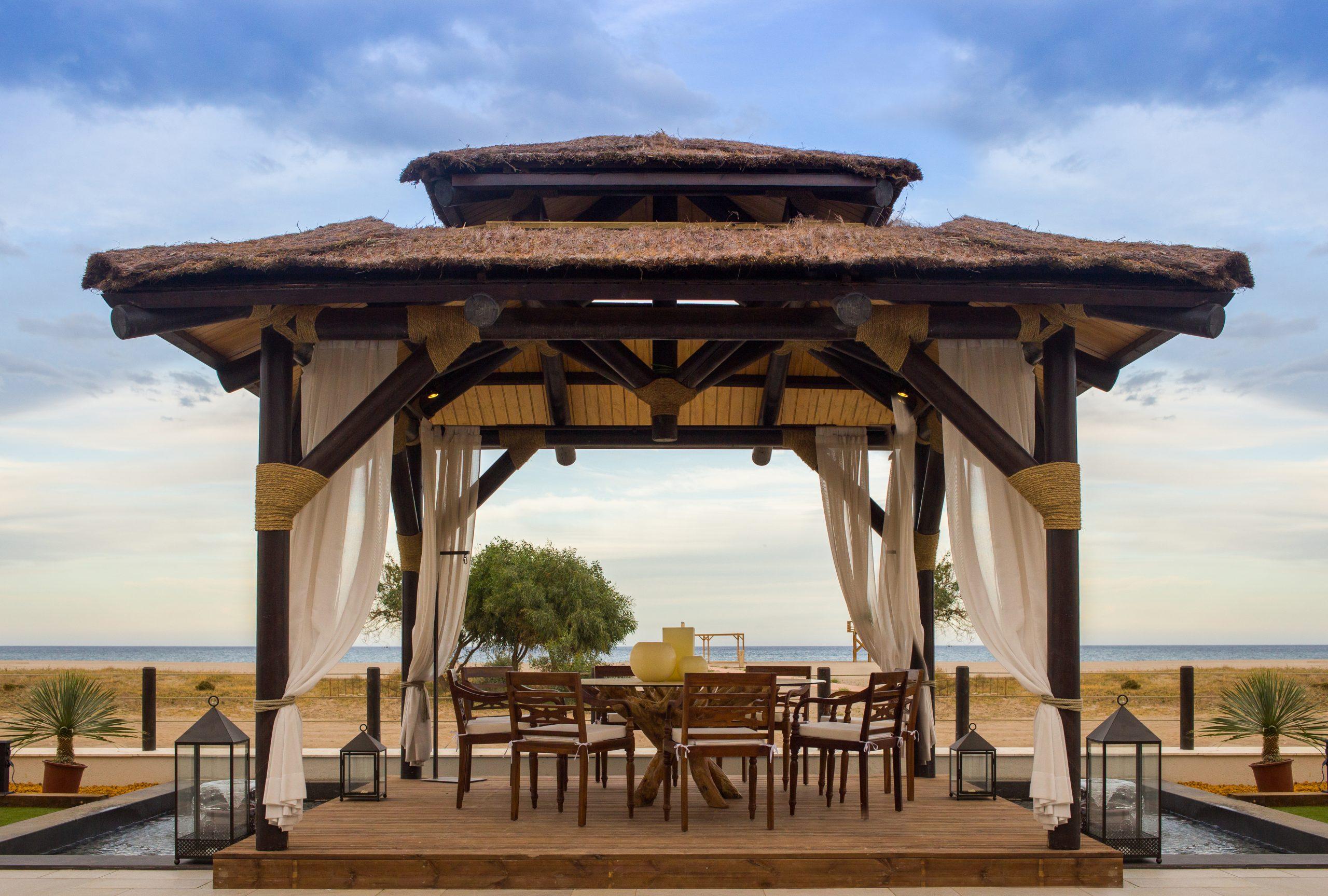 Diseño muebles e interior Maraú beach club