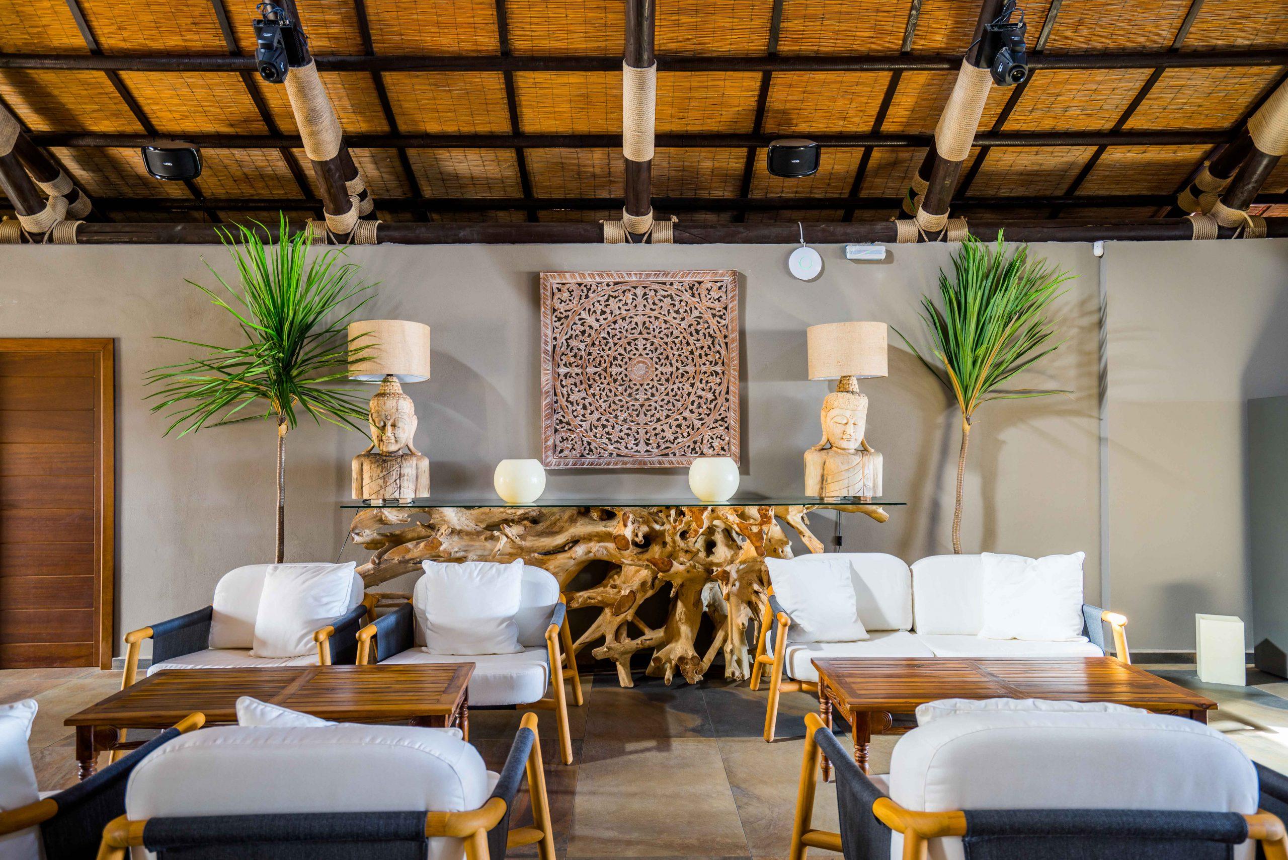 Vegetación en diseño de interiores